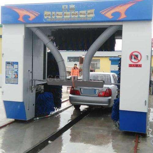 XL-200龍門往復式電腦洗車機系列