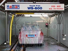 免接觸式洗車機WS-600(外銷機型)