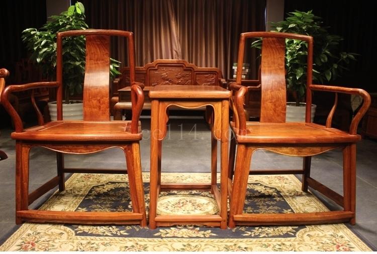 明式椅三件套