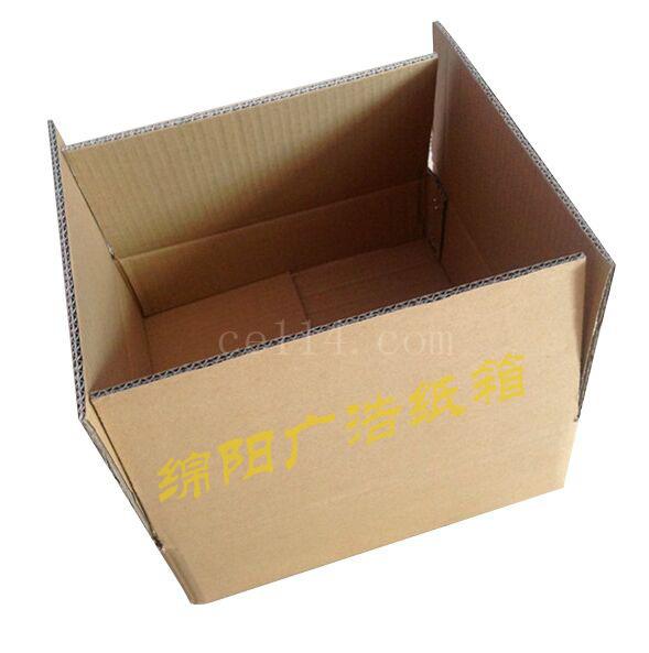 四川五層瓦楞紙箱