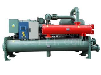 满液式低温冷水机组