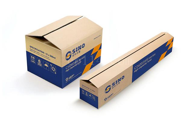牛皮紙包裝箱