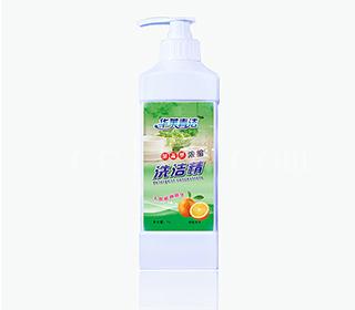 果蔬型濃縮洗潔精