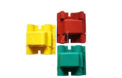 槽扣式硅橡膠導線間隔棒