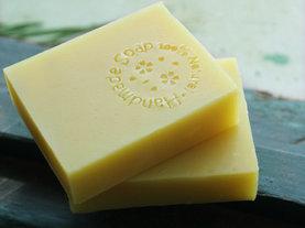 清香柠檬手工皂