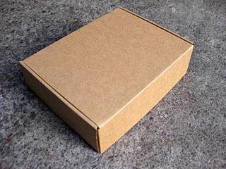 套合型瓦楞纸箱