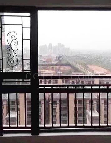 铁艺窗台护栏