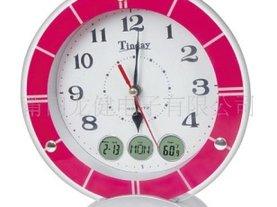 石英电子座钟
