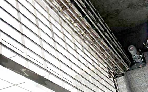 廈門不銹鋼卷閘門