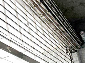 厦门不锈钢卷闸门
