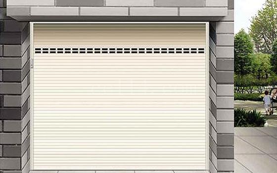 廈門雙層鋁合金卷閘門