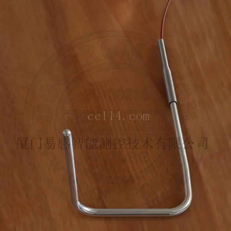 非直管热电阻温度传感器