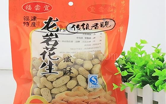 龙岩咸酥花生150g