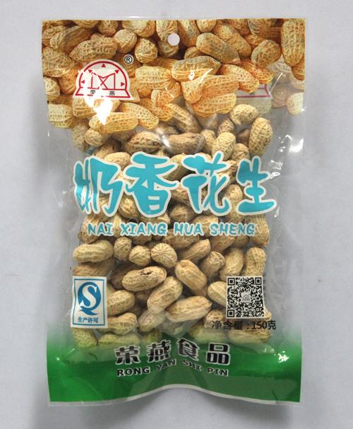 奶香花生150g