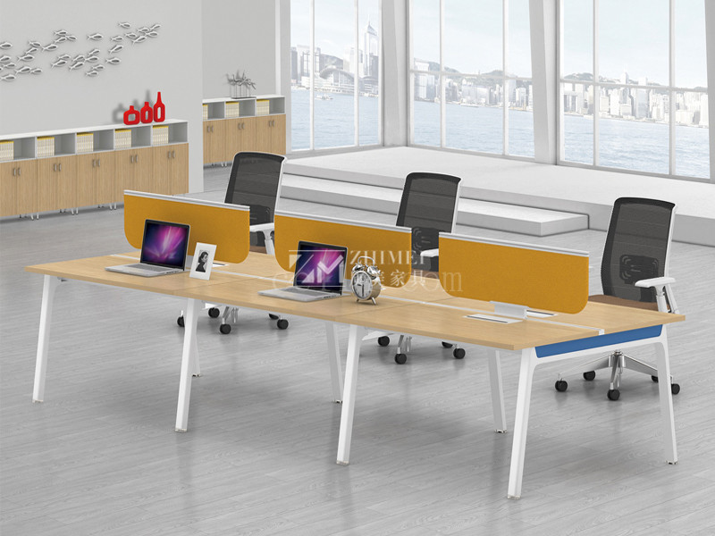 职工办公桌位