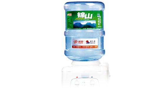 标致锦山18.9L桶装水