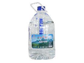 灵通岩手提式矿泉水(4.5升)