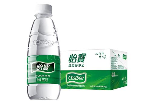 漳州矿泉水怡宝箱装水
