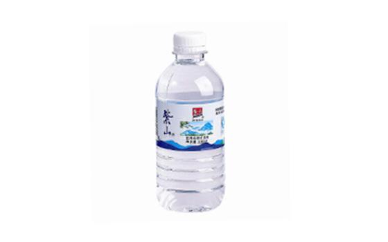 紫山330ml矿泉水
