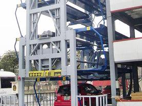 垂直循环类立体停车设备