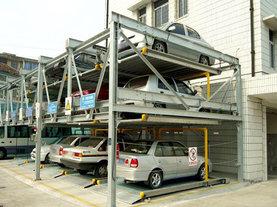 升降横移类立体停车设备