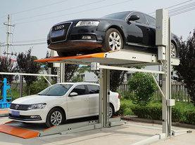 简易升降类立体停车设备