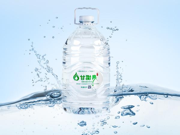 泡茶專用-桶裝天然礦泉水8L/桶