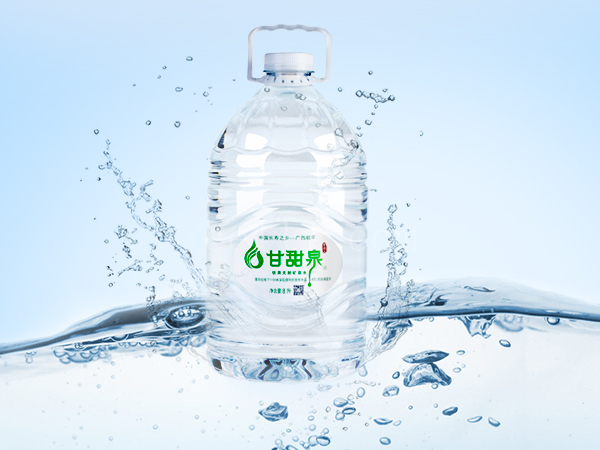 泡茶专用-桶装天然矿泉水8L/桶