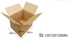 纸箱规格:S5:530*320*230MM