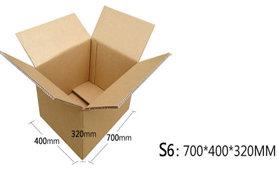 纸箱规格:S6:700*400*320MM