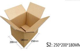 纸箱规格:S2:250*200*180MM