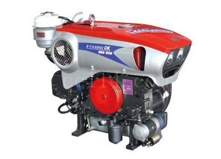 DK系列電控單缸柴油機