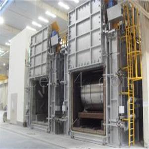 箱式炉及冷却室