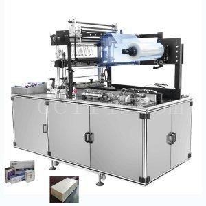 全自动三维透明膜包装机