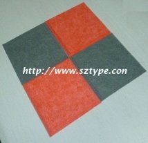 防撞聚酯纤维吸音板