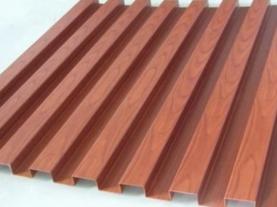 凹槽木纹铝单板