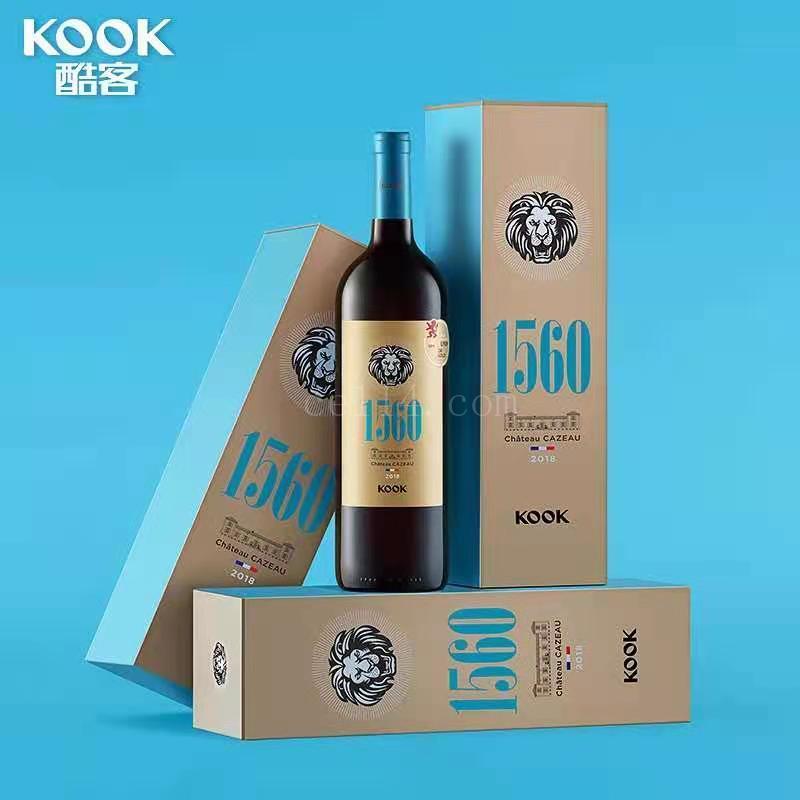 酷客1560干红葡萄酒_龙岩葡萄酒品牌