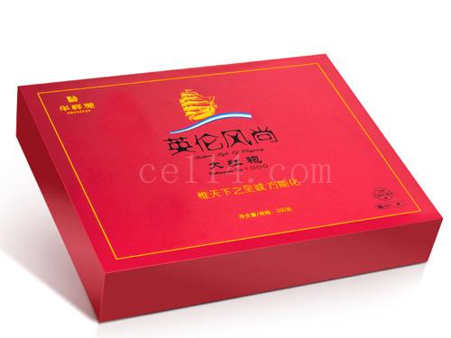 漳州英伦风尚 大红袍