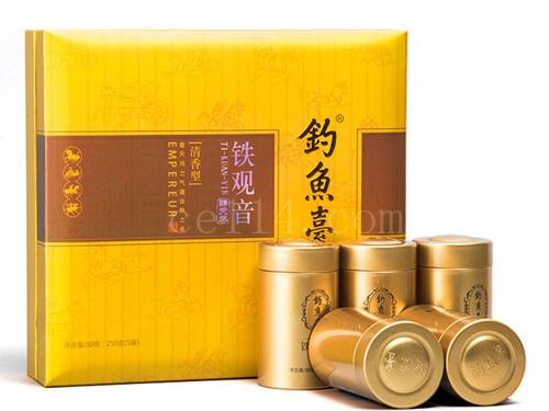 漳州春茶乌龙茶