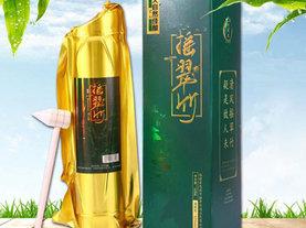 摇翠竹(竹筒酒)