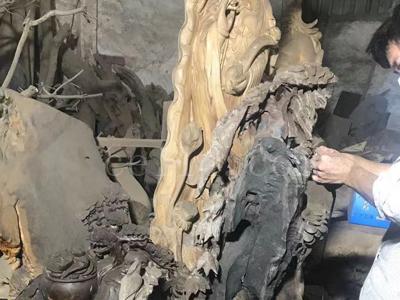 漳州木雕工艺品加工