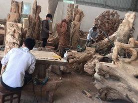 漳州根雕雕刻