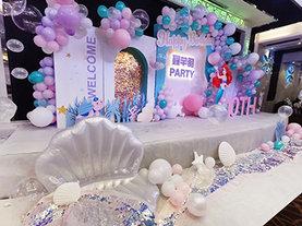 龙岩米凡星诺儿童生日派对