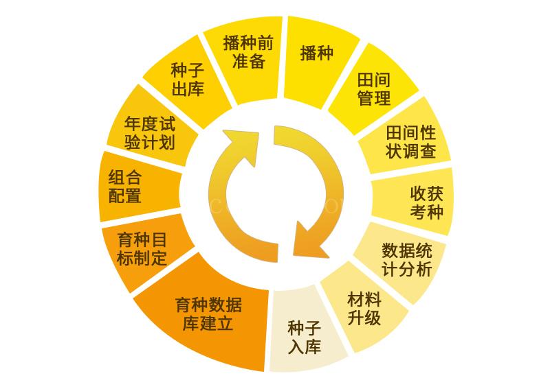漳州环耘育种信息化