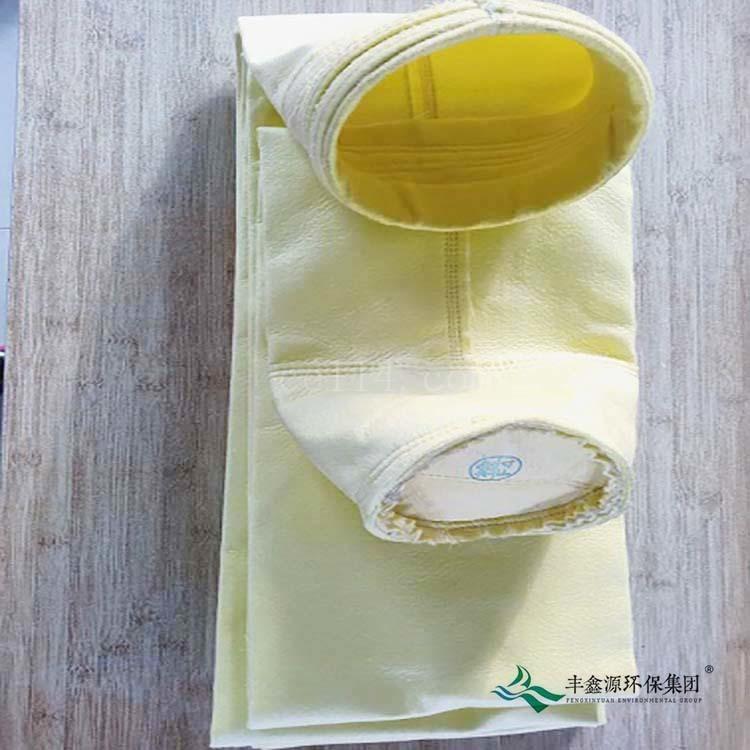 氟美斯覆膜针刺毡滤袋