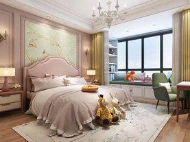 美式风格卧室装饰