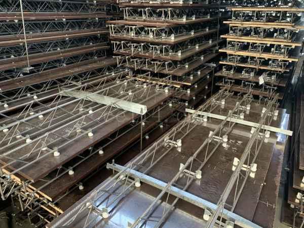 浙江楼层板  拆卸式楼层板