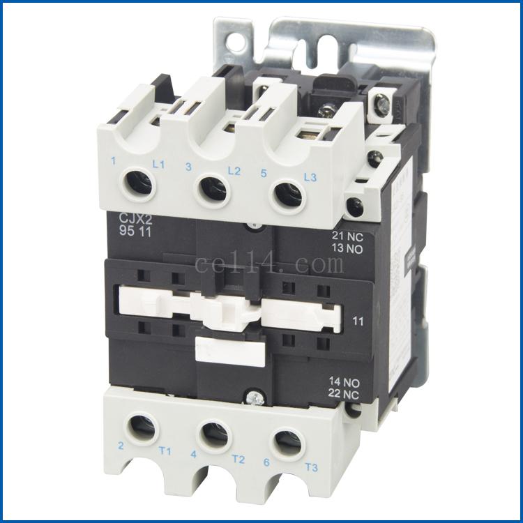 浙江交流接触器 cjx2-9511交流接触器