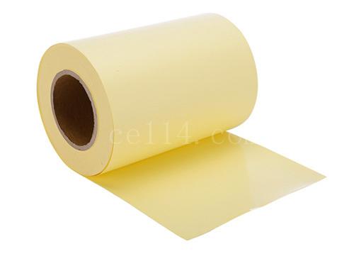 浙江黄底双面离型纸供应商 温州优惠的普通双硅离型纸
