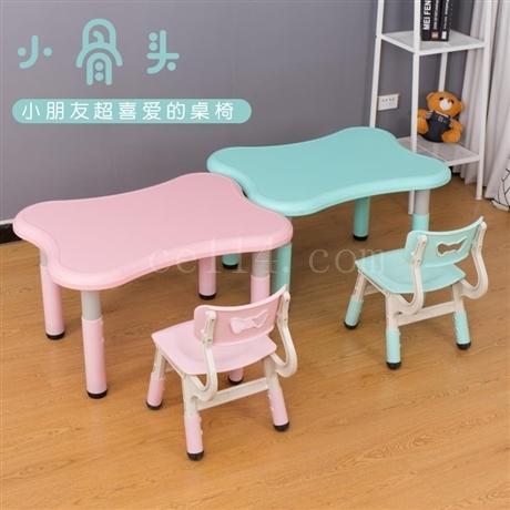 浙江幼儿园学习桌椅 玩具桌 好麦西